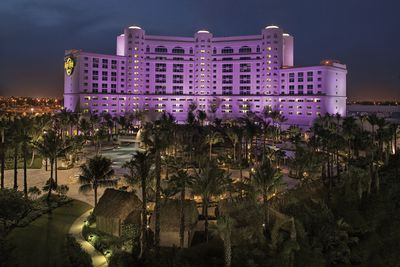 <strong>Seminole Hard Rock Hotel and Casino Hollywood, Florida</strong>