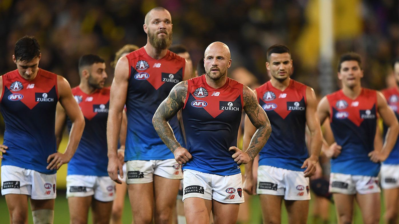 'Every player has gone backwards': Melbourne great David Schwarz's damning assessment of struggling Demons