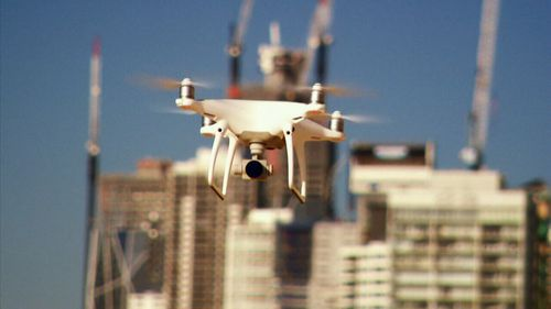 """Drones and privacy is a """"difficult area"""" to legislate on."""
