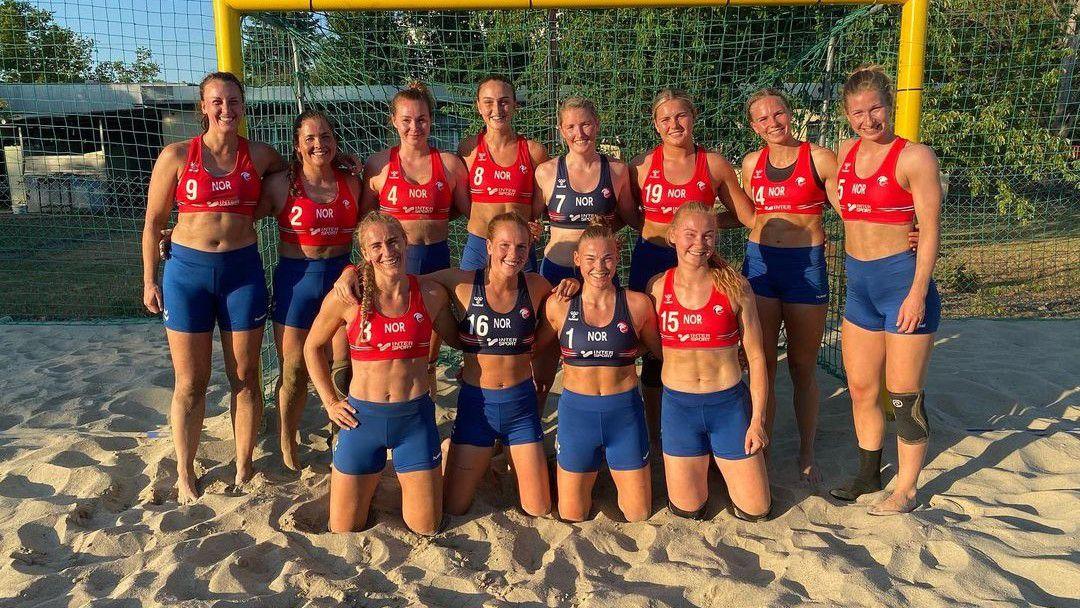 Nordics call on handball to review women's bikini uniform