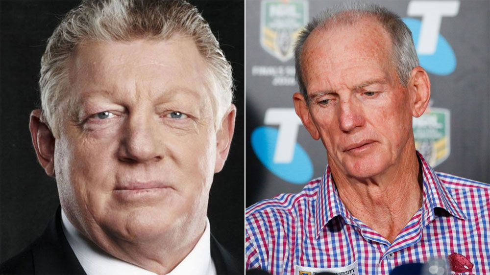 Phil Gould says Kevin Walters should stay on as Maroons coach