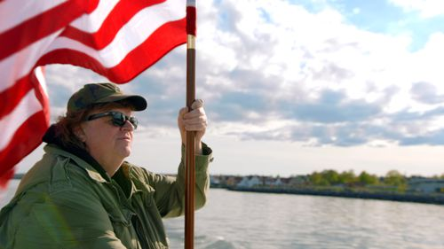 Film-maker Michael Moore successfully predicted Donald Trump would win the 2016 election
