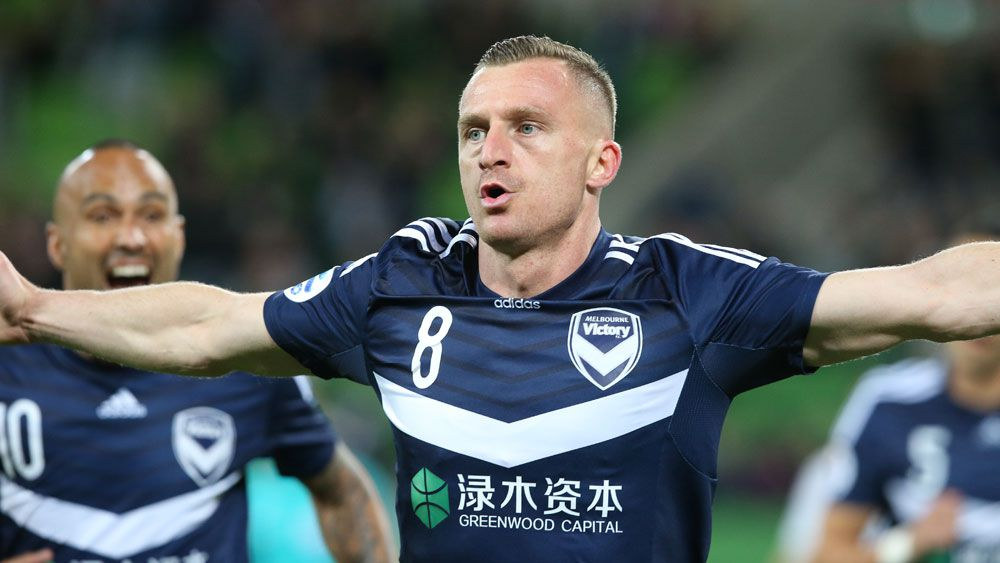 Victory draw 1-1 in tense ACL opener