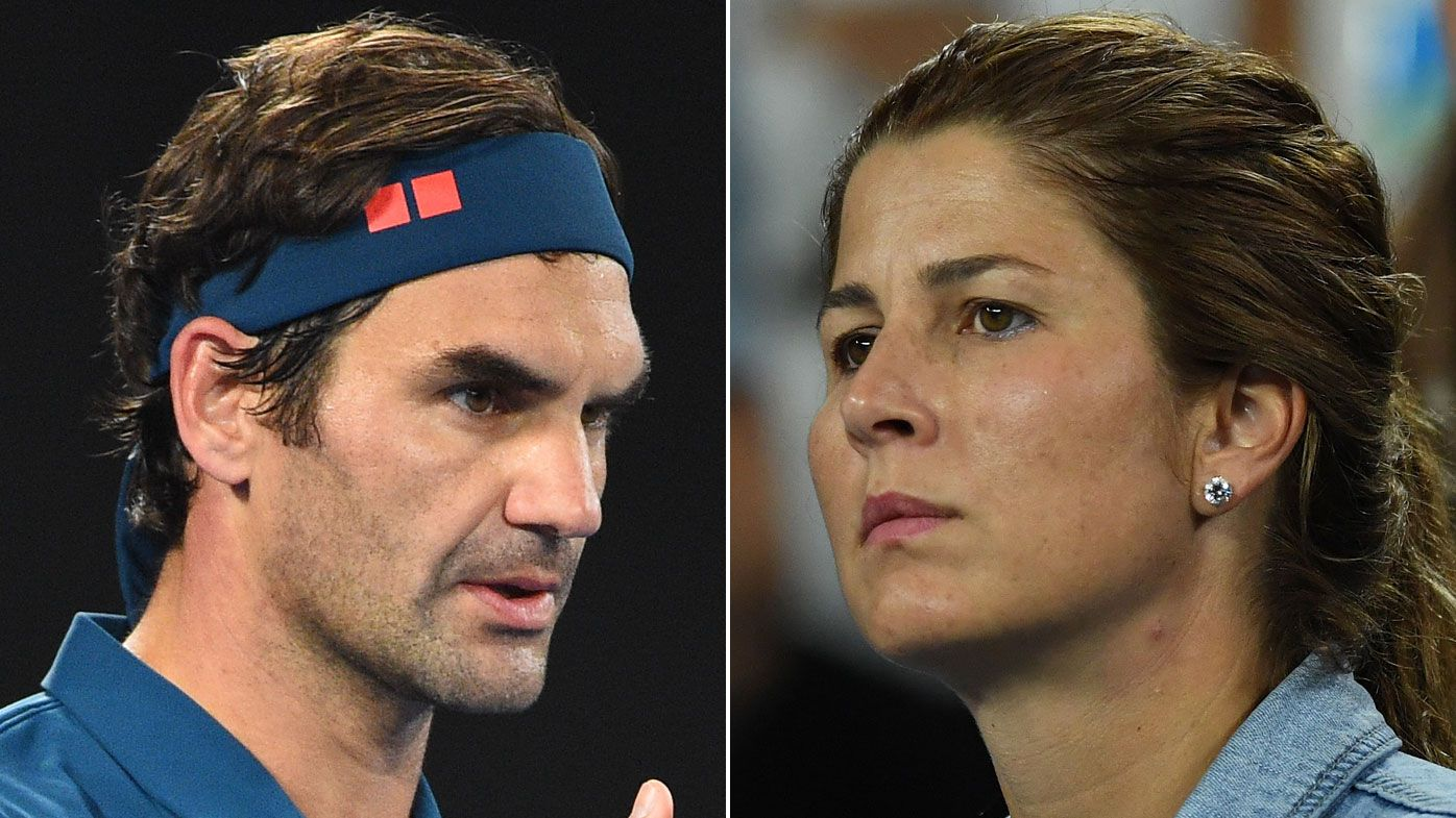 Why you've never heard a word from Mirka Federer, famous wife of tennis legend Roger