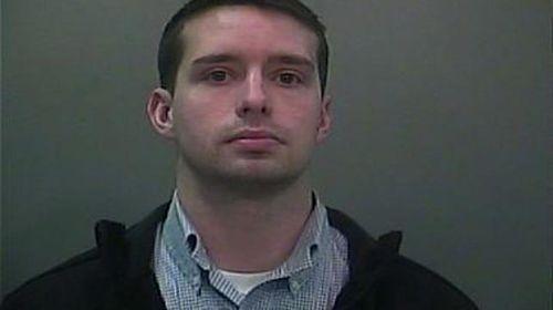 Eric Parker. (Limestone County Jail)