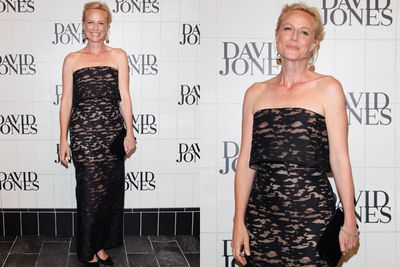 The <i>Janet King</i> and <i>A Place To Call Home</i> star hardly puts a foot wrong at red-carpet events.