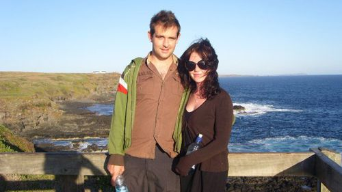 Tom and Jill Meagher. (AAP)