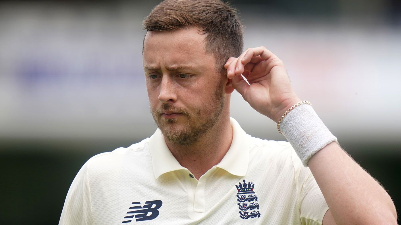 England cricket players face review of social media posts