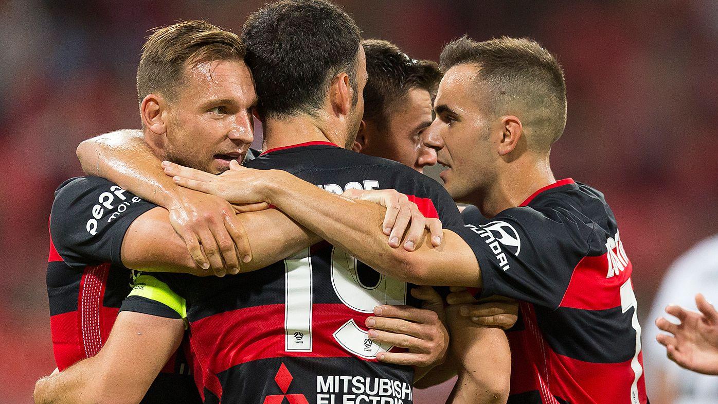 A-League: Western Sydney Wanderers defeat Wellington Phoenix
