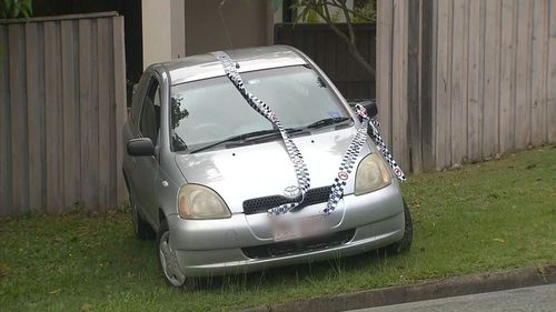 The nurse was allegedly bundled into the boot of his car. (9NEWS)