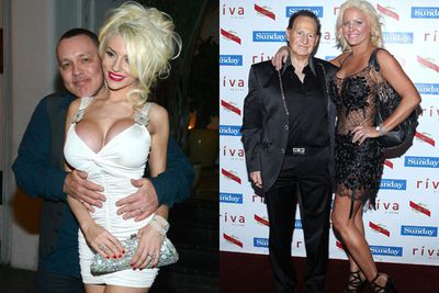 Cases in point: Courtney Stodden was 16 when she married 51-year-old actor Doug Hutchison. Their creepy marriage made for lots of awkward viewing on <i>Couples Therapy</i>. They split in late 2013.<br/><br/>It was a 40-year age gap for <i>My Bedazzled Life</i> star Brynne Edelsten and Aussie millionaire Geoffrey Edelsten. They split in January 2014.<br/><br/>Images: Getty
