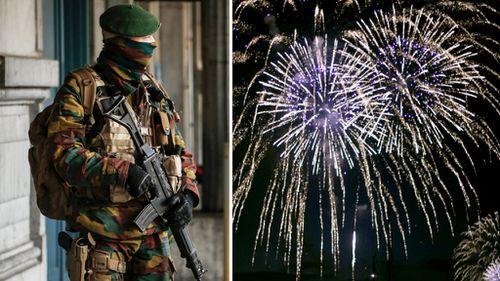 Eight people held over alleged New Year's terror plot in Belgium