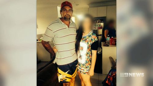 """Mr Dodd is a painter who described himself as a """"family man"""". (9NEWS)"""
