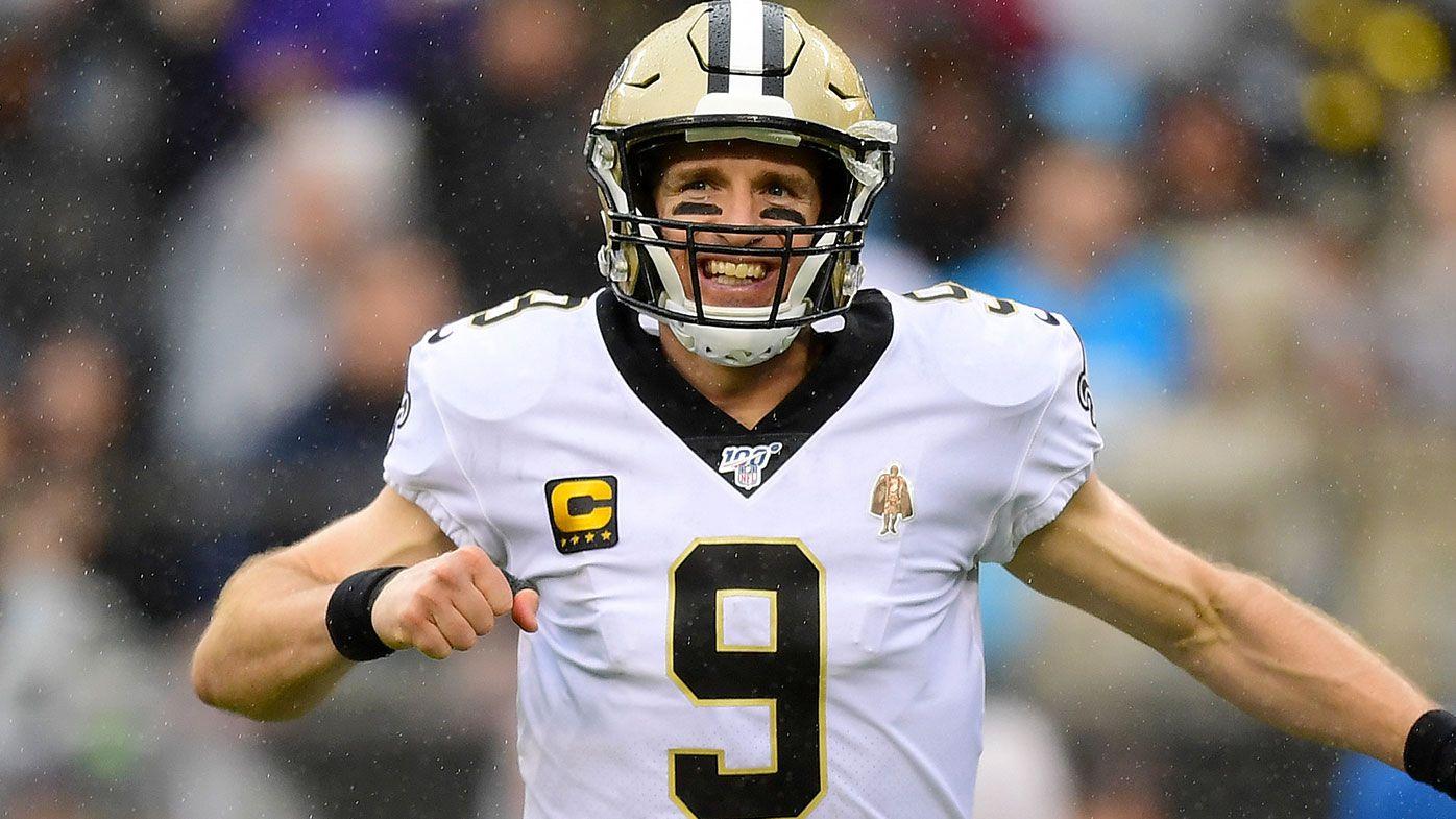 New Orleans Saints quarterback Drew Brees announces retirement at 42