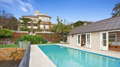 <strong>#4 Point Piper, Sydney: $61.8m</strong>