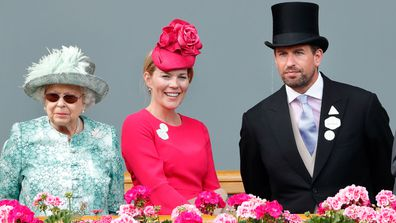 Queen Autumn Phillips Peter Phillips Ascot