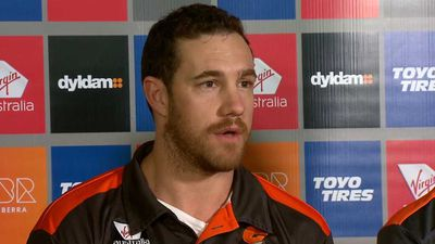 GWS ruckman Shane Mumford forced into retirement