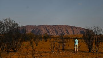 Australia's heatwave could mean last-minute visitors to Uluru miss their chance to climb.