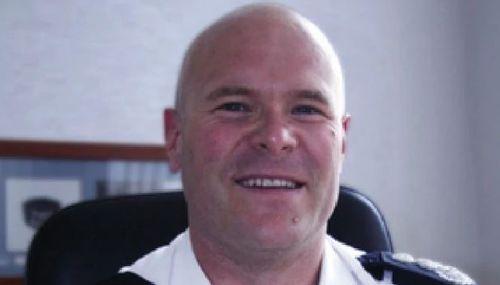 UK firefighting boss Dan Stephens.