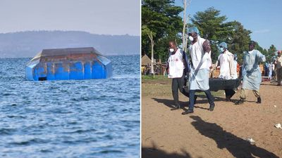 Tanzania ferry capsize death toll climbs to 130