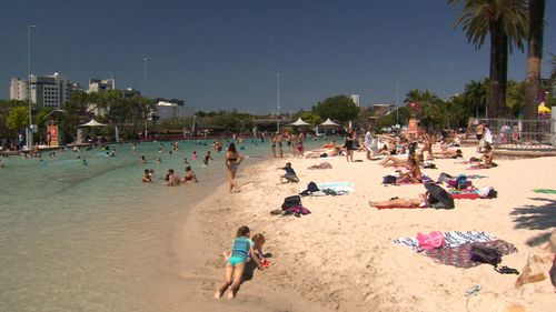 Queenslanders are urged to hydrate properly and protect themselves from the harsh sun.
