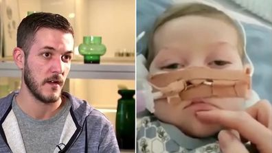 9RAW: Parents of terminally ill baby Charlie Gard want to take him to US