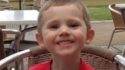 William Tyrell vanished in September, 2014.
