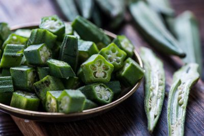 <strong>Okra</strong>