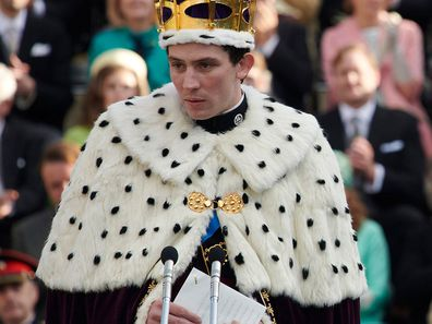 Prince Charles in The Crown s3