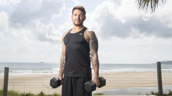 Luke Zocchi celebrity trainer