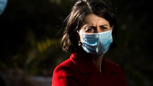 New South Wales premier Gladys Berejiklian said the Delta variant was proving far more contagious than earlier variants.
