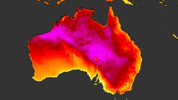 Australia braces for heatwave conditions.
