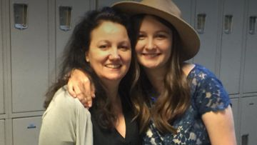 """When Zoe Landreth heard the Prime Minister announce the already low number of Aussies allowed back into the country will be cut by half, she said she was """"devastated."""" Because the Melbourne expat has already sold her house in the USA in preparation to fly home, permanently, with her husband Harold and daughter Eve, 18 at the end of the month."""