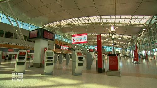 Airlines will move towards contactless check-in systems online.
