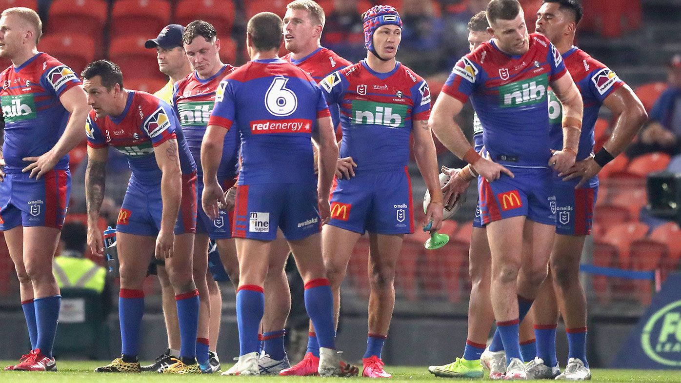 Newcastle Knights players caught up in COVID-19 breach