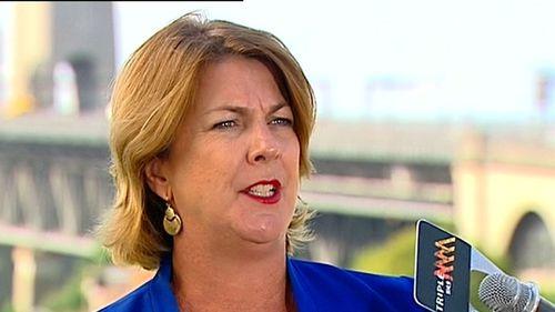 NSW Roads Minister Melinda Pavey. (Photo: AAP).