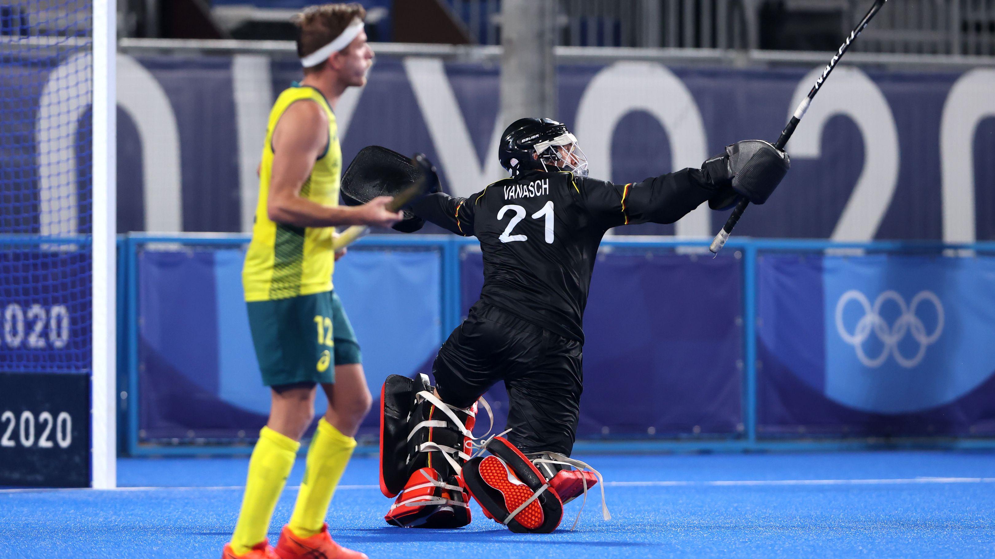 Despair for Aussies as Belgium snatches gold