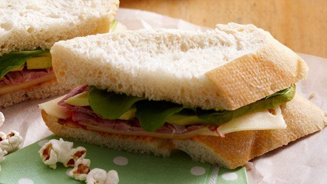 SHAC sandwich