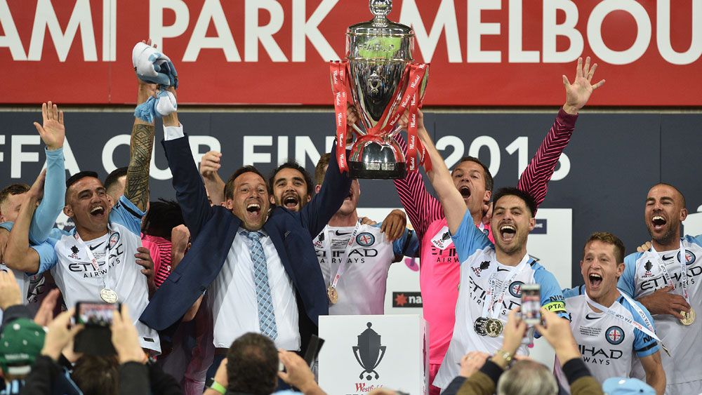 Cahill heads City to FFA Cup glory