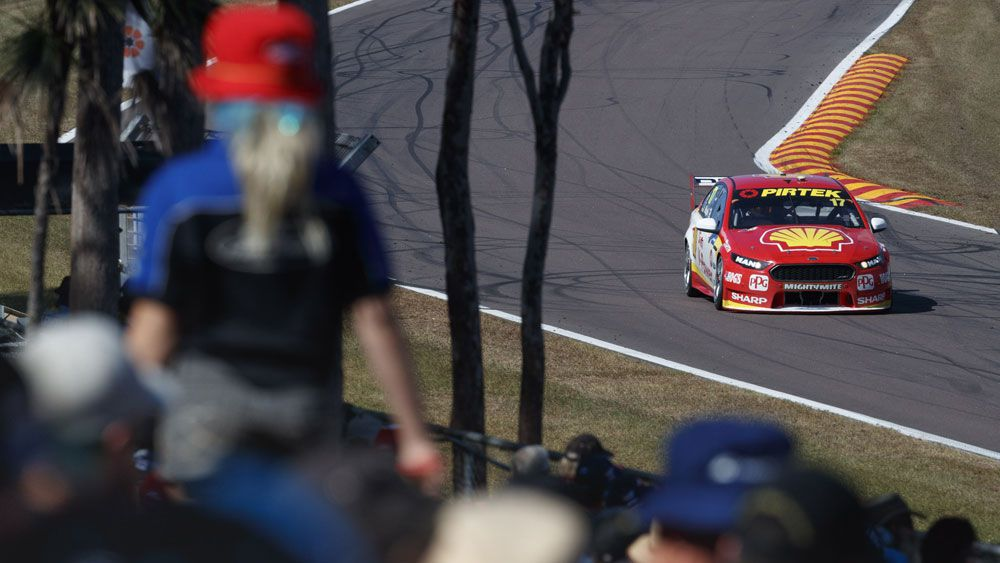 Ford driver Scott McLaughlin dominates Townsville Supercars opener