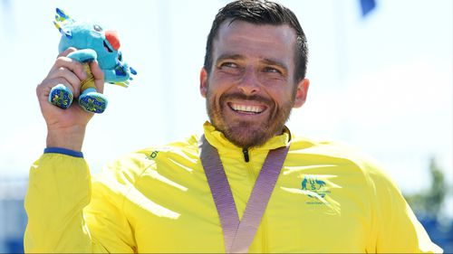 This was the last Commonwealth Games for Kurt Fearnley.