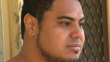 Samuel Aukuso was at home in Lethbridge Park when three men appeared.