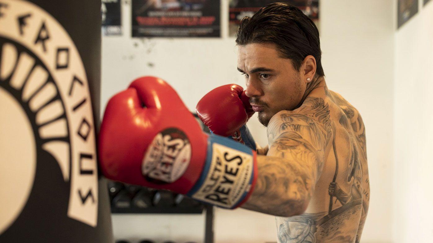 EXCLUSIVE: George Kambosos Jr defies 'disgusting' judging before world title fight