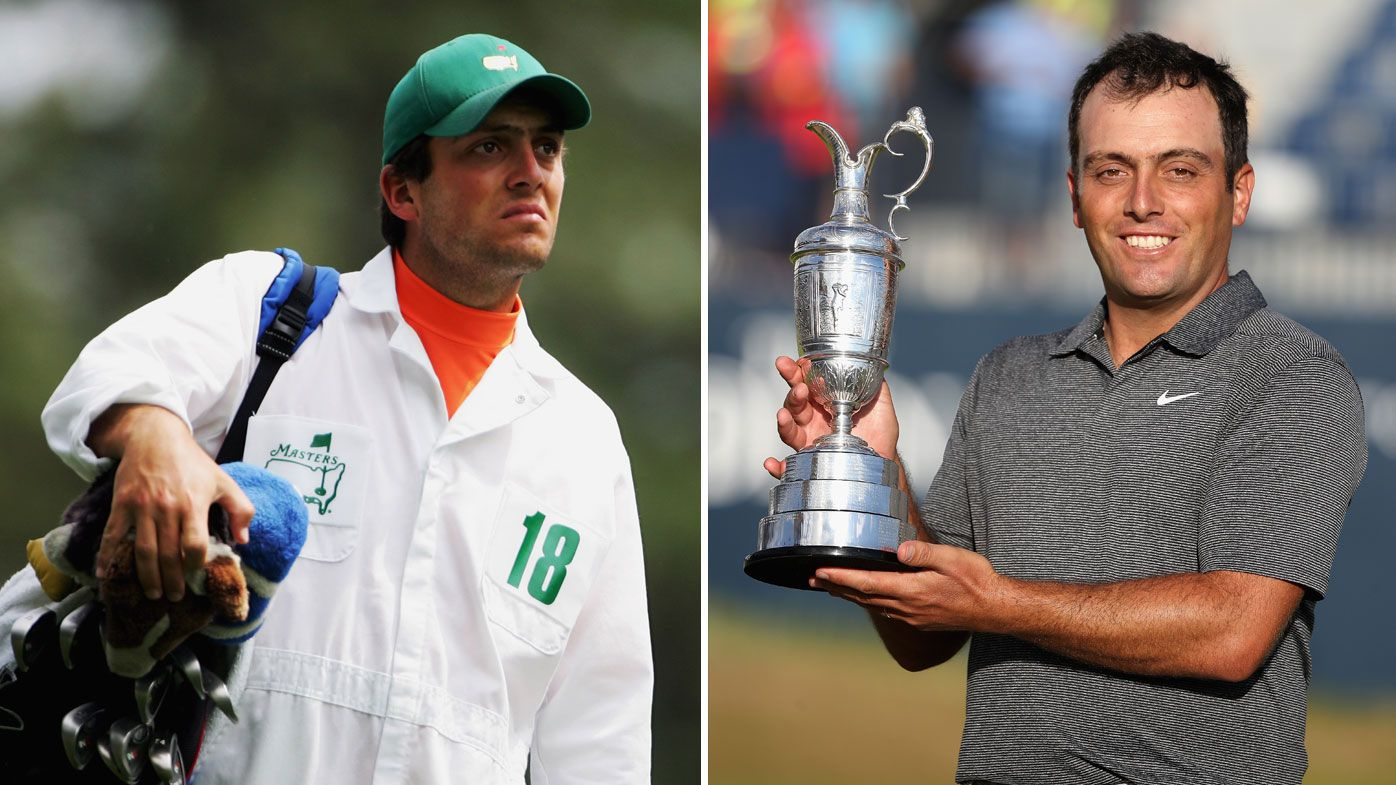 Former caddy Francesco Molinari's $2.5m payday at The Open