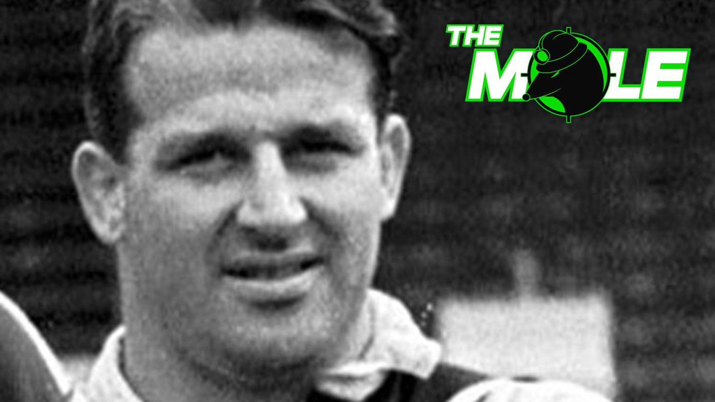 Late rugby league icon Noel Kelly set a quirky record that may never be broken