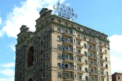 <strong>The Lorraine Hotel, Philadelphia, Pennsylvania</strong>