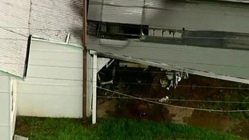 Body found in burning Sydney house