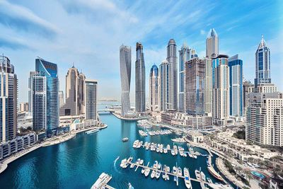 6. Dubai, United Arab Emirates