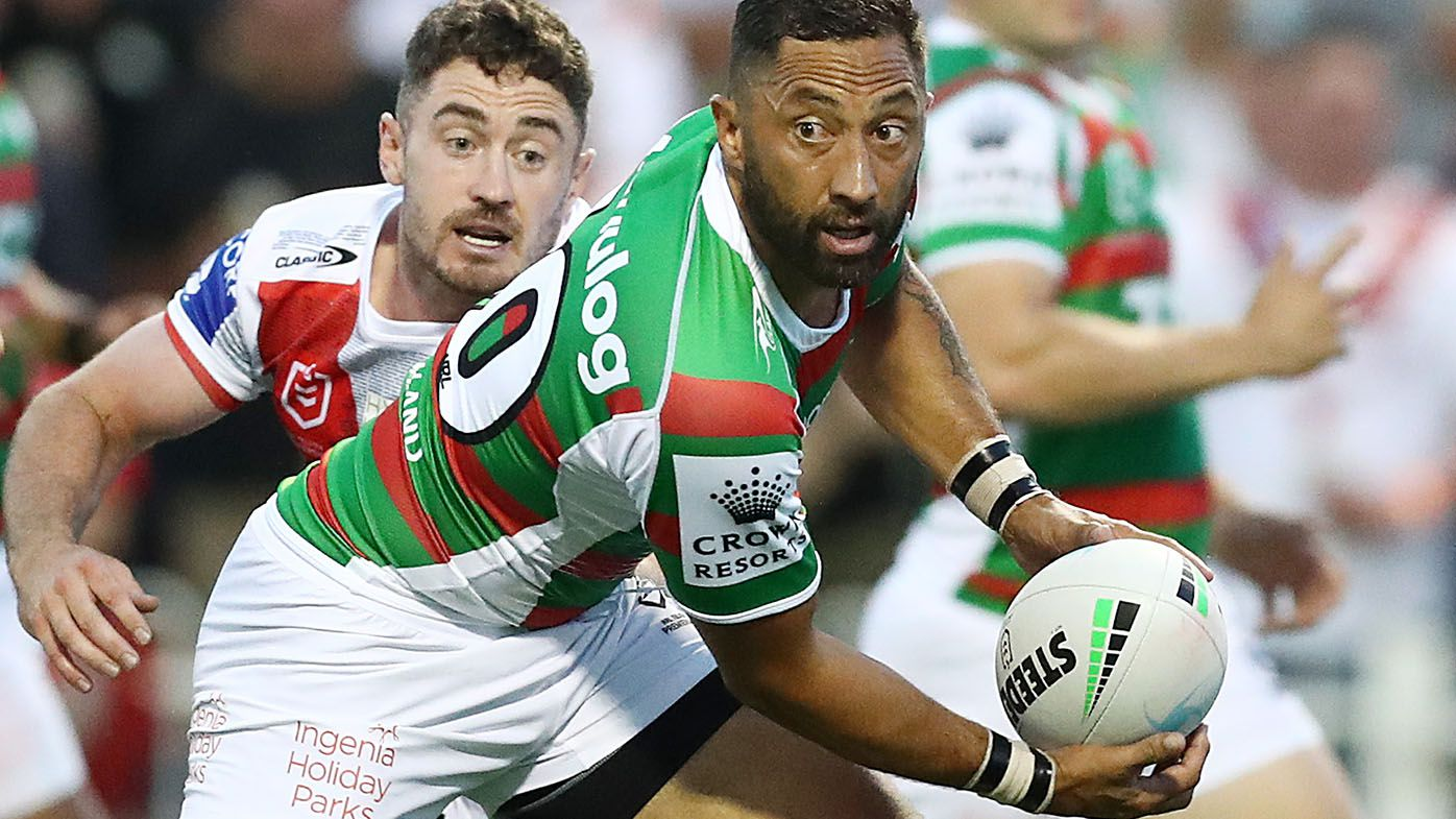Benji Marshall's cold reaction to Wests Tigers woes, after club showed him the door