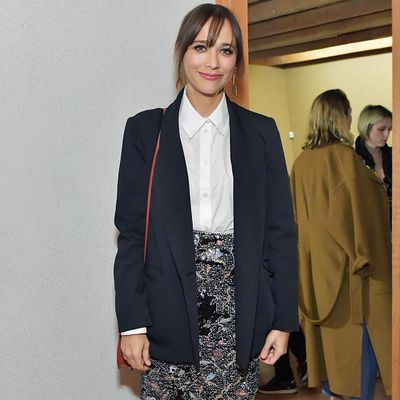 Rashida Jones Secretly Welcomes First Child With Vampire Weekend Singer Ezra Koenig